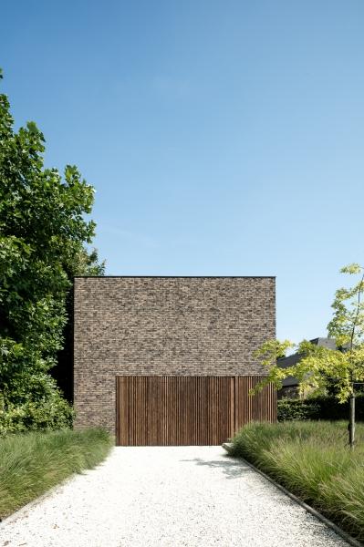Hansbeke - Projects - CAAN Architecten / Gent