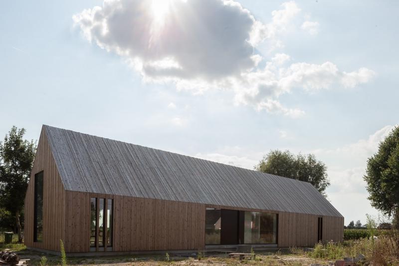 House Vs Merendree Projects Caan Architecten Gent